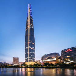 Lotte World Tower and Mall, Seoul